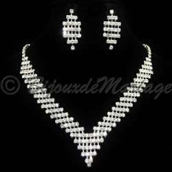 CASCADE, parure bijoux