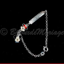 Minnie, bracelet enfant