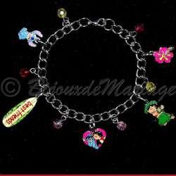 Lilo et Stitch, bracelet enfant