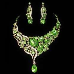 Harmonie, parure bijoux Or